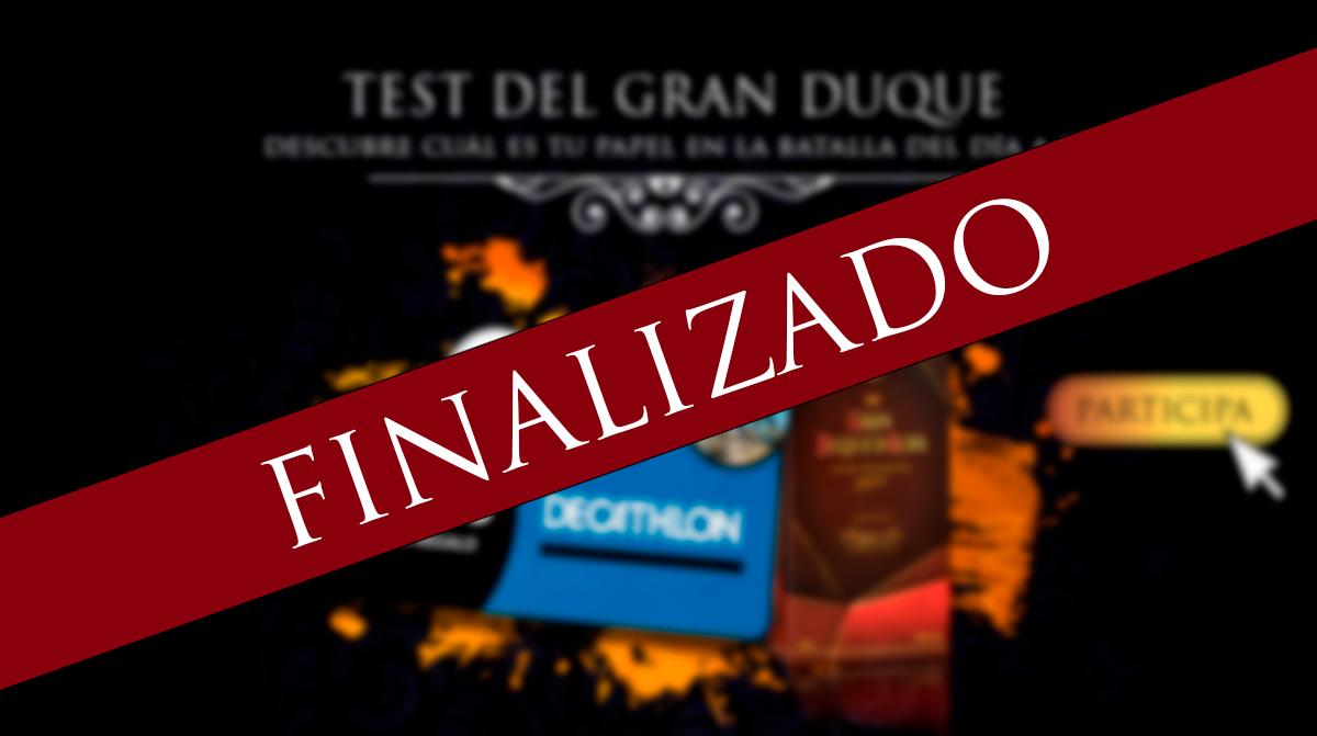 Test del Gran Duque