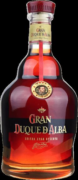 Botella Gran Duque de Alba